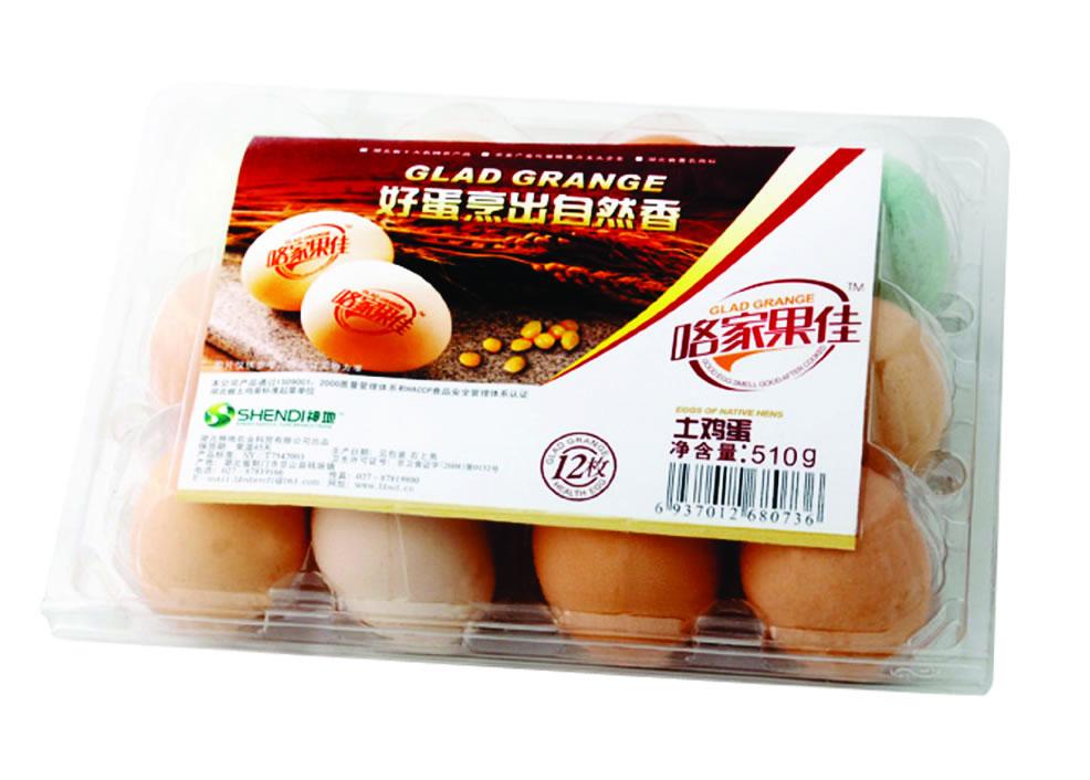 山地散养土鸡蛋